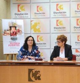 Ruz (izda.) y Ramos durante la presentación del programa