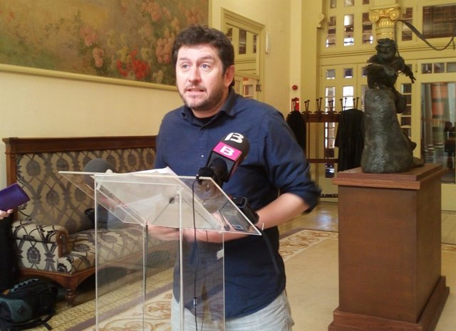 Alberto Jarabo, Podemos
