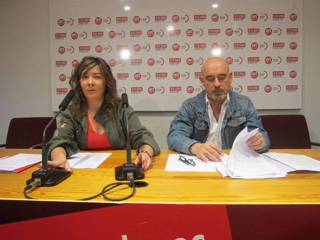 Valladolid. Vega y Sanz Lubeiro analizan el Plan de Empleo Agrario
