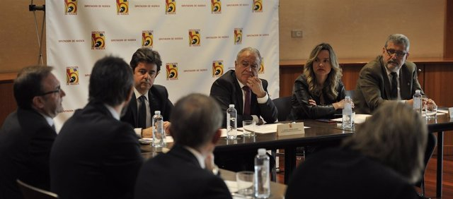Reunión del Patronato del Estudio General de Huesca