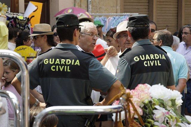 Guardia Civil recursos vigilancia