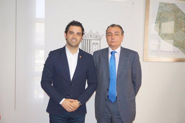 La CEV apoyará Puerto Mediterráneo