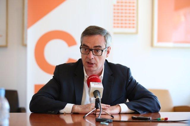 Entrevista a José Manuel Villegas, de Ciudadanos