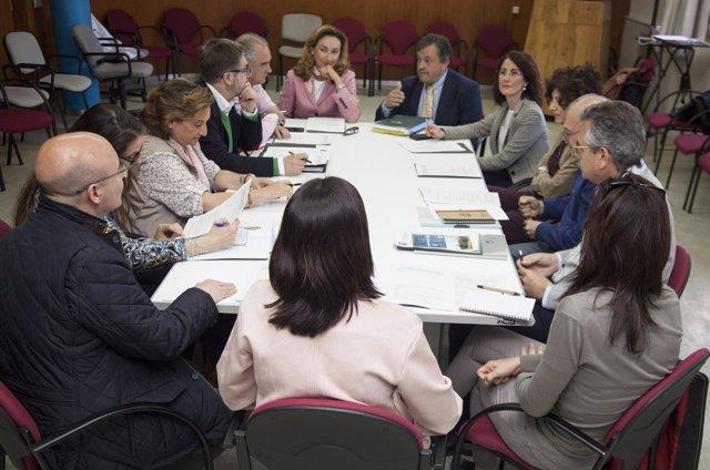 Reunión Plan de Atención de Primaria