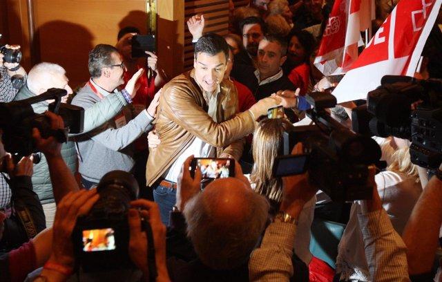 Sánchez afirma que la abstención en la investidura de Rajoy 'hundió' al PSOE: 'Nos dejó en tierra de nadie'