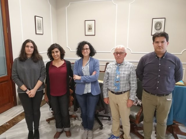 Miguel Hache plantará la falla infantil municipal en 2018