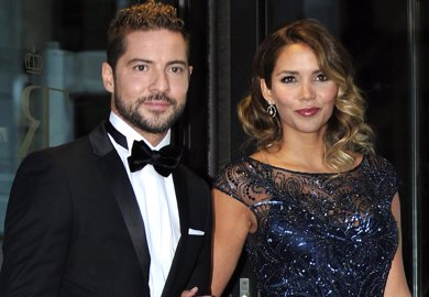 ¿Se han casado David Bisbal y Rosanna Zanneti?