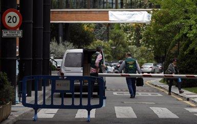 Rebel·lió a Anticorrupció després de l'ordre de Moix contraria a un dels escorcolls de l'operació Lezo (EUROPA PRESS)
