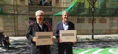 El Govern de Colau instal·larà la futura Casa de les Lletres de Barcelona al Poblenou (EUROPA PRESS)