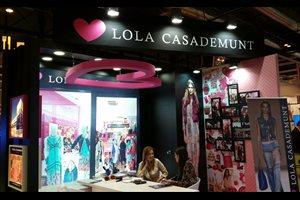 Lola Casademunt, presente en Expofranquicia 2017 para consolidarse como firma referente en España