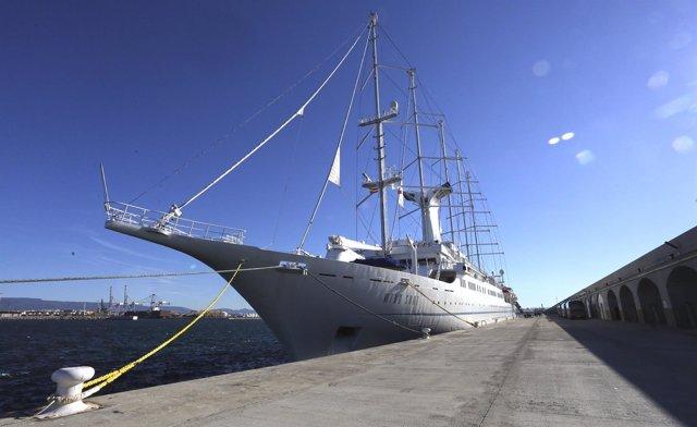 Crucero Wind Surf