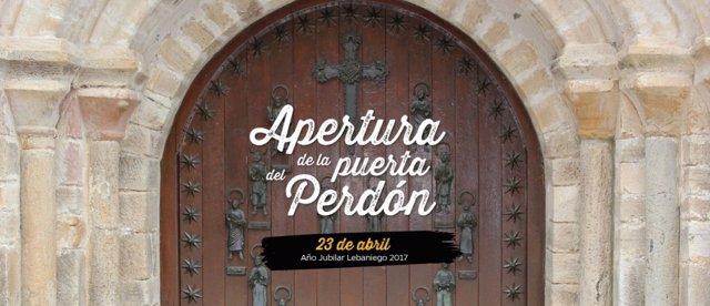 Apertura de la puerta del perdón de Santo Toribio