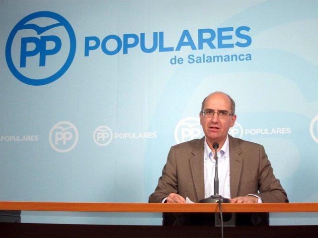 Salamanca.- Javier Iglesias