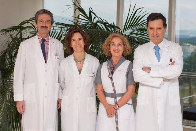Equipo de inmunoterapia en hepatocarcinoma