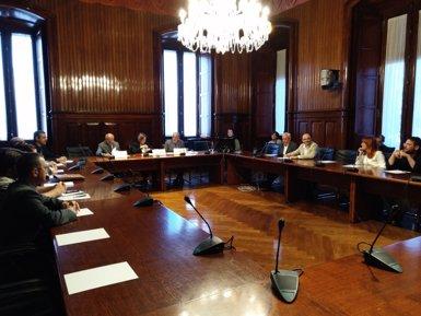 El Parlament constitueix les comissions sobre l'operació Catalunya i el cas Vidal (EUROPA PRESS)