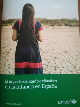 Informe UNICEF Cambio Climático