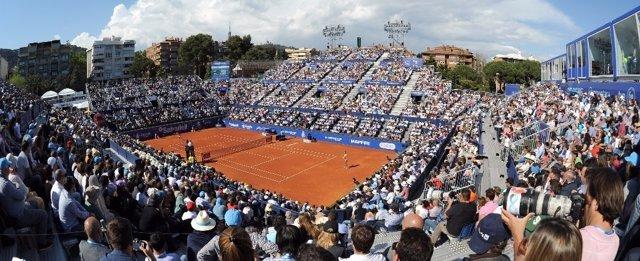 La pista central del RCTB pasa a llamarse Rafa Nadal en honor al 9 veces campeón