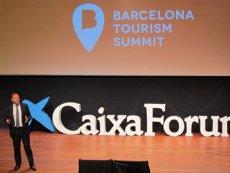 Oci i compres es reivindiquen com a via per guanyar turisme de qualitat a Barcelona (EUROPA PRESS)