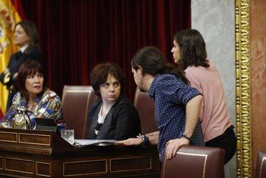 Podem es personarà com a acusació popular en l'operació Lezo (EUROPA PRESS)
