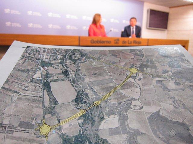 Presentación Variante de Murillo en el Consejo de Gobierno