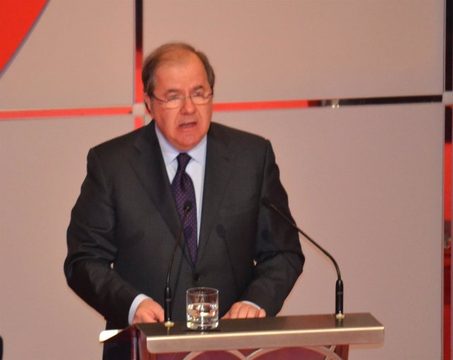 El presidente de la Junta en su discurso de entrega de los Premios CyL