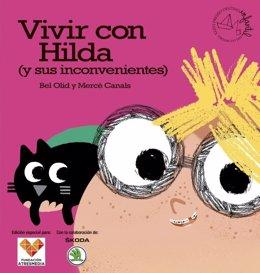 Portada del cuento 'Vivir con Hilda'