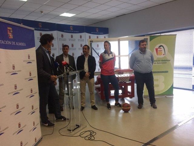 El Pabellón Moisés Ruiz será sede de las finales del baloncesto femenino.