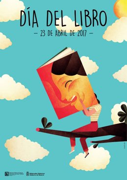 Cartel del Día del Libro