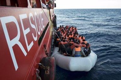 Més de 150 nens han mort intentant creuar el Mediterrani el 2017 (MSF)