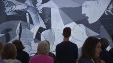 L'exposició sobre el 'Guernica' del Reina Sofia rep més de 116.000 visitants en els primers 15 dies (EUROPAPRESS)