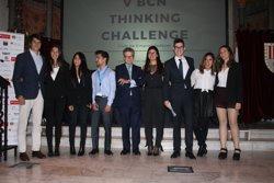 Un projecte pels barris de Sant Andreu i la Sagrera guanya el V BCN Thinking Challenge (UAO CEU)