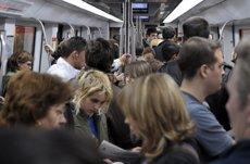 El transport públic metropolità de Barcelona supera el seu rècord amb 173 milions fins al març (TMB)