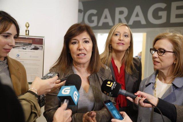 Beatriz Mato, conselleira de Medio Ambiente