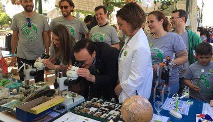 Más de 10.000 visitantes conocen trabajos científicos de la XII edición de Paseos por la Ciencia de Córdoba