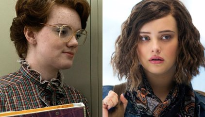 Barb de Stranger Things carga contra Por 13 Razones (13 Reasons Why)