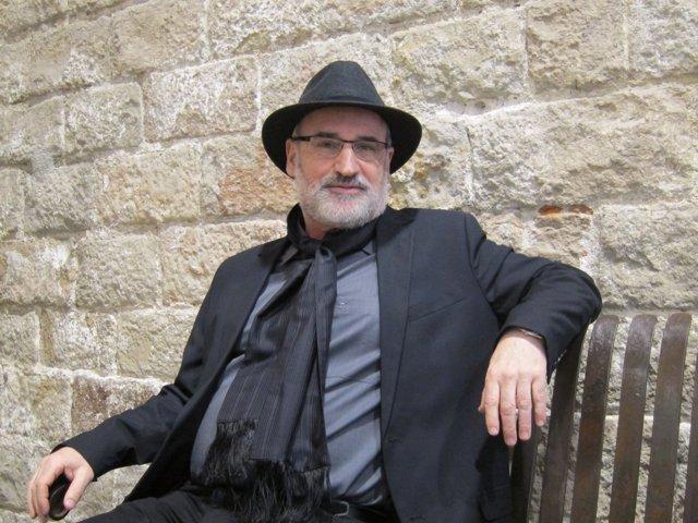 El escritor Fernando Aramburu