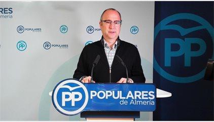 """PP lamenta la """"rabieta"""" de Susana Díaz """"ante el compromiso de Rajoy con la llegada del AVE a Almería en 2023"""""""