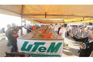 El ceviche más grande del mundo se encuentra en Manzanillo (México)