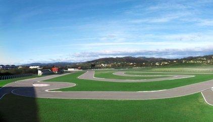 Fallece un niño al sufrir un accidente de karting en el Circuito Fernando Alonso