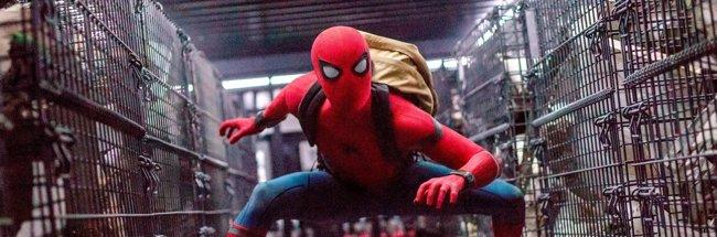 Filtrado el traje de Spiderman en Vengadores: Infinity War (MARVEL)