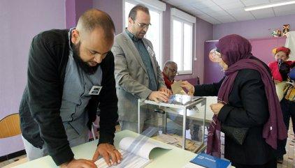 Las primeras horas de las elecciones presidenciales en Francia arrojan una participación del 28%