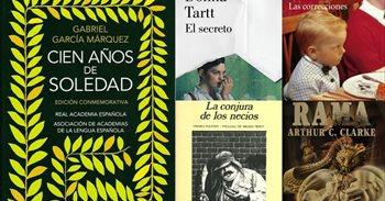 12 libros que deberían convertirse en película