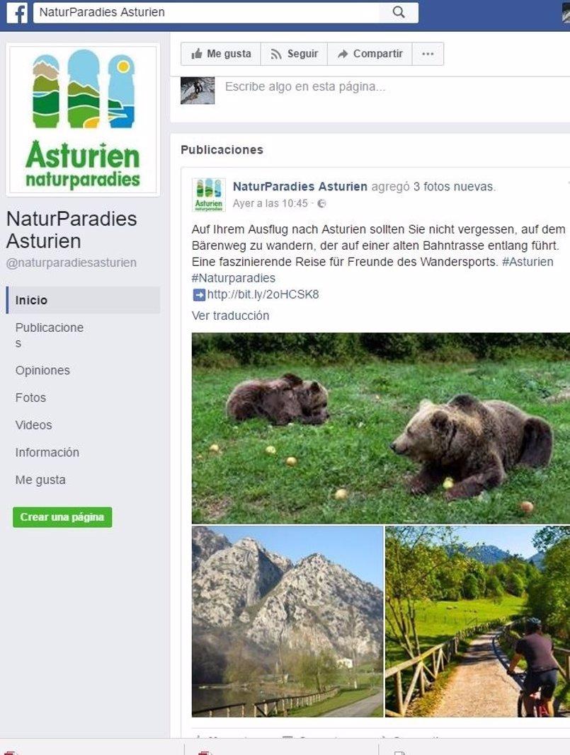 Asturias destina 650.000 euros a la promoción turística en cinco países europeos