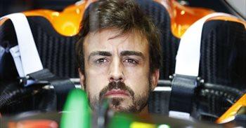 """Fernando Alonso, """"destrozado"""" por el fallecimiento del joven piloto de..."""