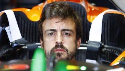 """Fernando Alonso, """"destrozado"""" por el fallecimiento del joven piloto de karts en su circuito en Asturias"""