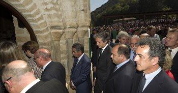 3.000 personas presencian la apertura de la Puerta del Perdón