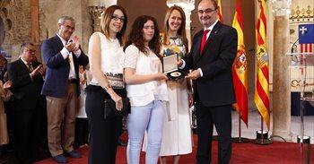 El CEIP de Alpartir, medalla a la Educación aragonesa, sitúa a los...