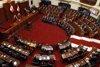 Congresistas peruanos proponen prohibir la financiación de empresas a partidos