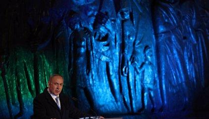 Celebrada en Jerusalén una ceremonia con motivo del Día en Memoria del Holocausto