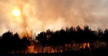 Un total de 28 fuegos siguen activos en 21 concejos de la región